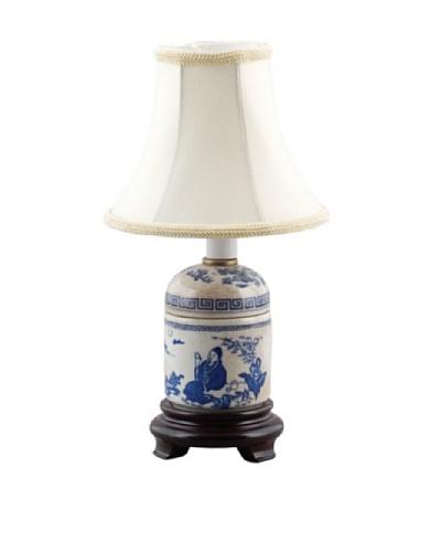 Oriental Danny Jar Table Lamp