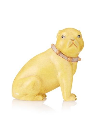 Oriental Danny Sitting Lion Dog