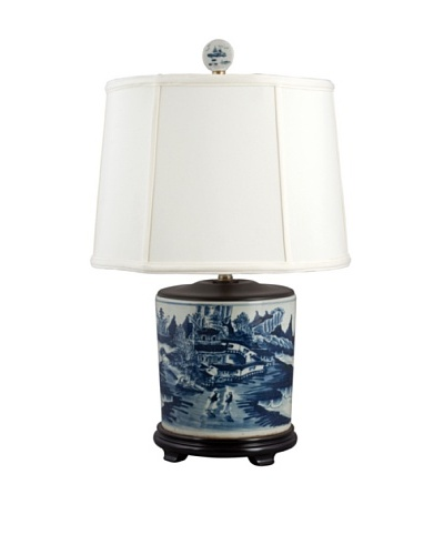 Oriental Danny Pot Table Lamp