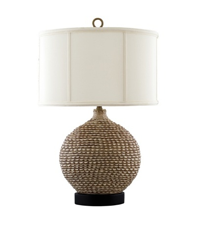 Oriental Danny Coil Table Lamp