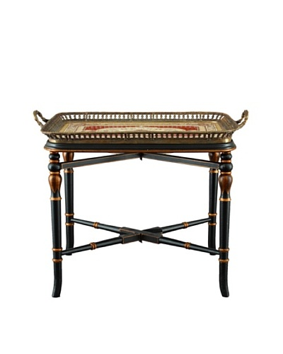 Oriental Danny End Table