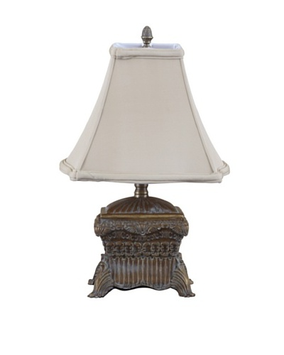 Oriental Danny Box Table Lamp