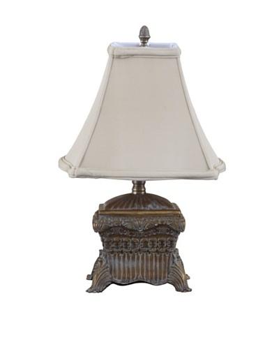 Oriental Danny Box Table Lamp