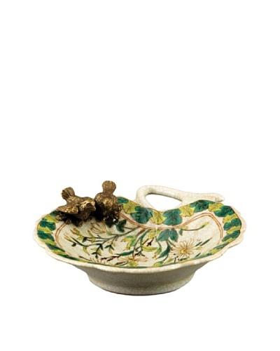 Oriental Danny Whisper Springs Porcelain Dish