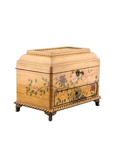 Oriental Danny Edan Jewelry BoxAs You See