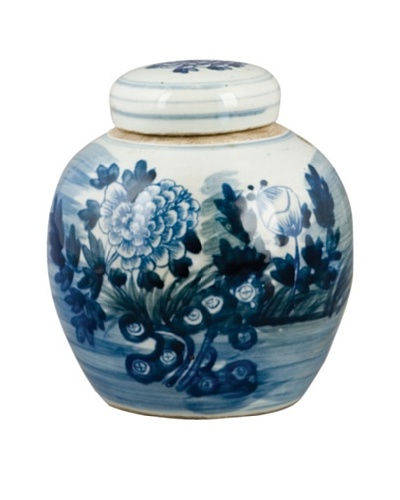 Oriental Danny Peony Bulb Jar