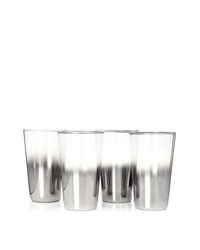 Artland Set of 4 Shadow Highball Glasses