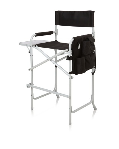 Picnic Time Celebrity Portable Tall Director Chair