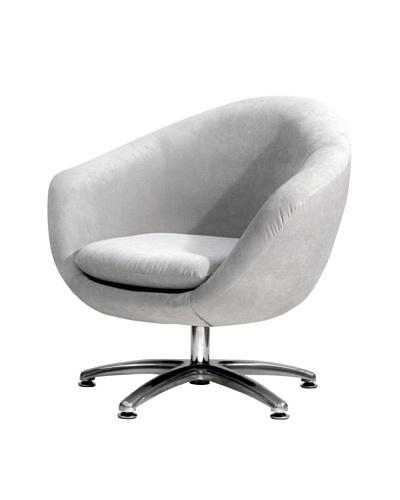 Overman International Five Prong Base Comet Chair, Light Tan