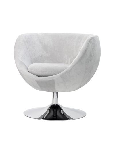 Overman International Disc Base Globus Chair, Light Tan