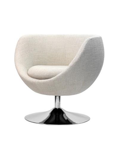 Overman International Disc Base Globus Chair, Oatmeal