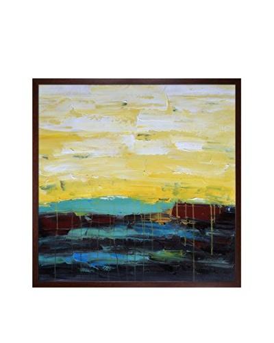 Lisa Carney's Geo Horizon 105 Oil Painting