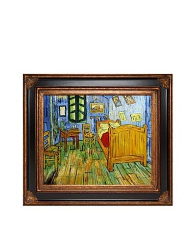 Vincent Van Gogh Bedroom At Arles Framed Oil Painting