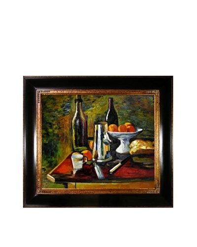 """Still Life with Oranges"" Framed Reproduction Oil Painting by Henri Matisse"