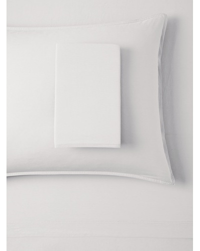 OYO Bedding Stone Wash Percale Sheet Set