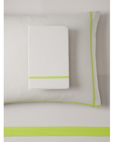 OYO Bedding Taped Stone Wash Sheet Set