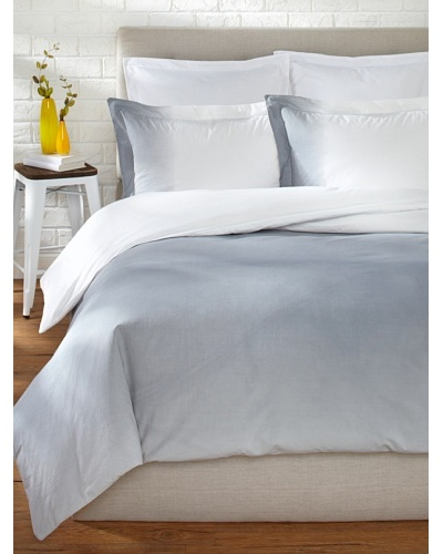 OYO Bedding Dip-Dye Percale Duvet Set