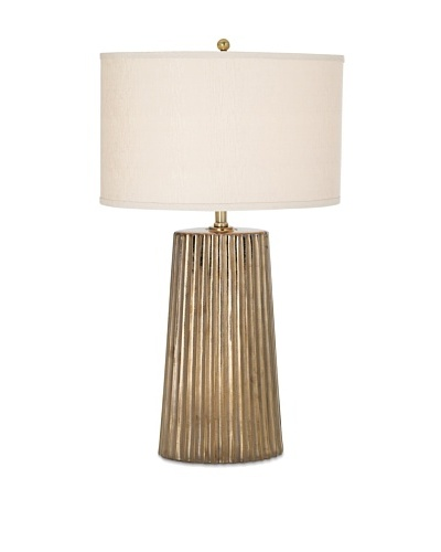 Pacific Coast Lighting Tangiers Table Lamp, Copper Glaze