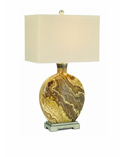Pacific Coast Lighting Stone Hedge Table Lamp