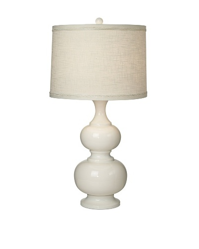 Pacific Coast Lighting Terra Bella White Table Lamp