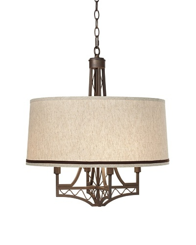 Pacific Coast Lighting Eiffel Chandelier