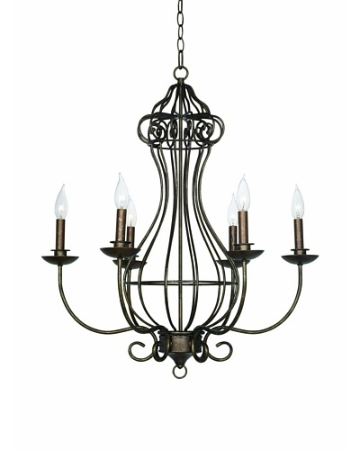 Pacific Coast Lighting Georgetown Chandelier