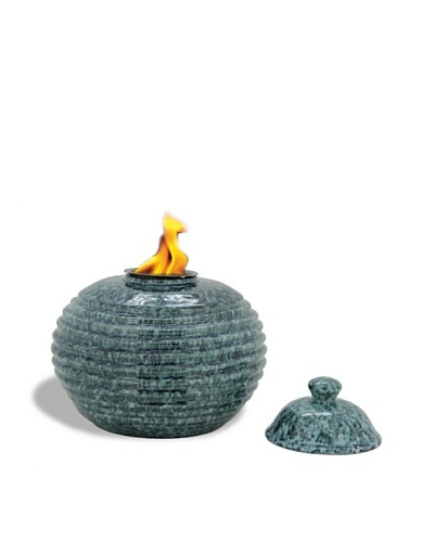 Pacific Décor Rings Flame Fountain Pot