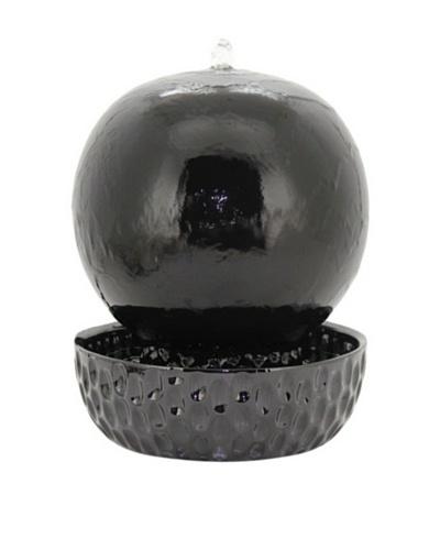 Pacific Decor Porcelain Ball Fountain