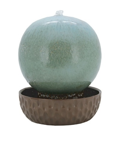 Pacific Décor Globe Fountain, Tropics, 15As You See