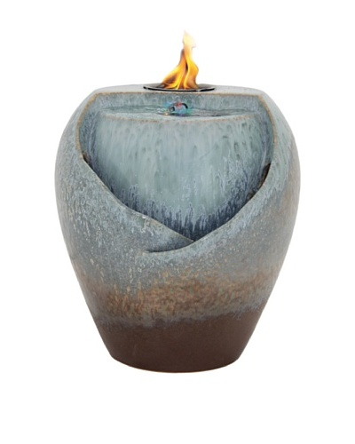 Pacific Décor LED Flame Fountain