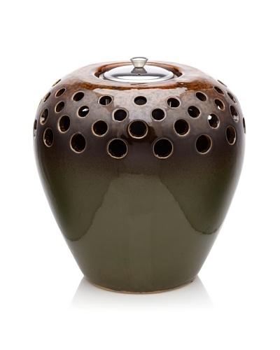 Pacific Décor Flamepot Vase