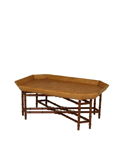 Padma's Plantation Urban Coffee Table, Natural
