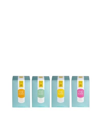 Palais des Thés Set of Four Flavored Teas for Iced Tea