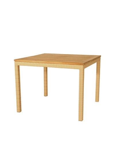 Palecek Al Fresco Dining Table, Natural