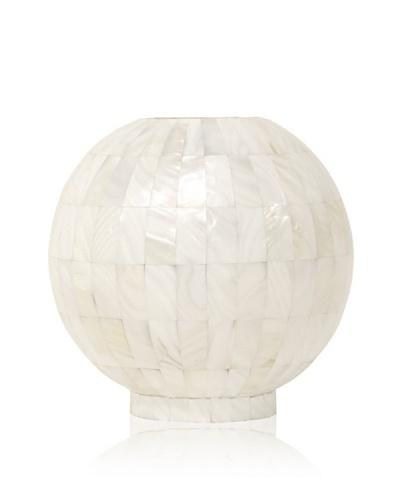 Palecek Round Shell Uplight