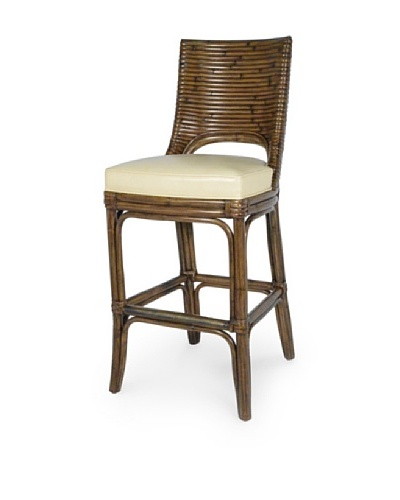 Palecek Lafayette 30 Bar Stool, Brown/SandstoneAs You See
