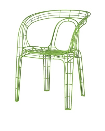 Palecek Mazatlan Outdoor Chair, Green