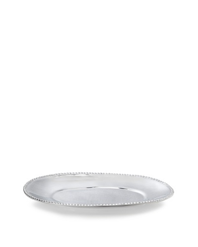 Pampa Bay Dots Oval Tray