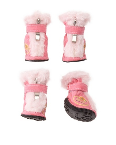 Pet Life Ultra-Fur Comfort Boots