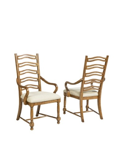 Panama Jack Coronado Set of 2 Arm Chairs