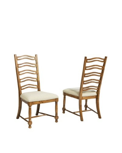 Panama Jack Coronado Set of 2 Side Chairs