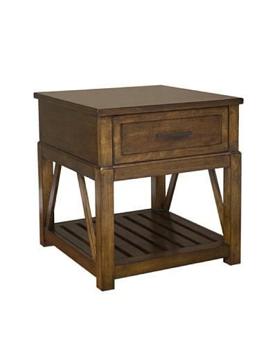 Panama Jack Eco Jack Drawer End Table