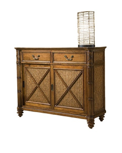 Panama Jack Island Breeze Sliding Door Chest