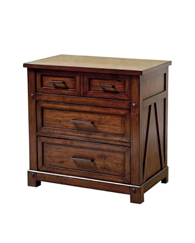 Panama Jack Eco Jack Three Drawer Night Stand