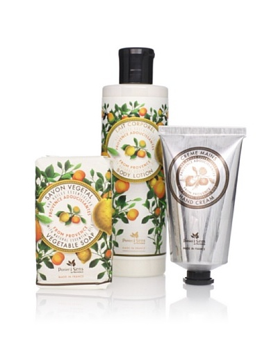 Panier des Sens Soothing Oils from Provence Collection, Set of 3
