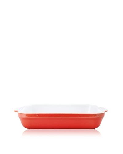 Emile Henry Roasting Dish, Apricot, 5.4-Qt.