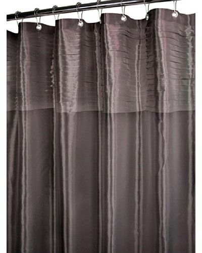 Park B. Smith Tuxedo Pleat Shower Curtain