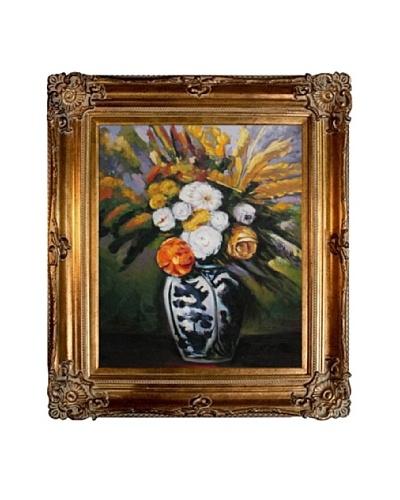 Paul Cézanne Dahlias, 1875