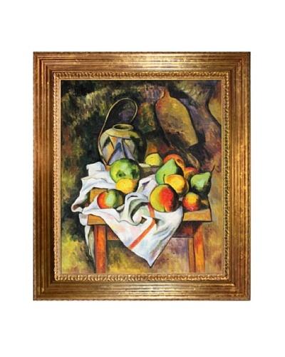 Paul Cézanne Straw Vase