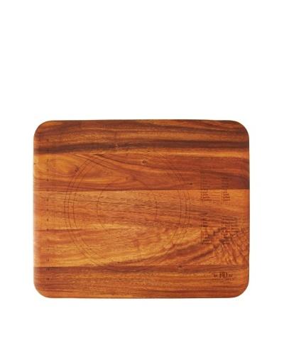 Paula Deen Signature Pantryware Wooden Pie/Cutting Board, Natural, 18 x 22